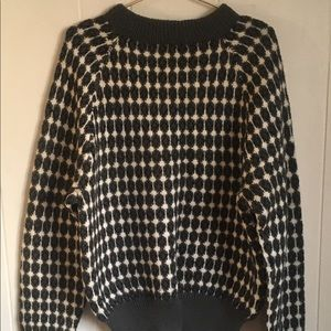 60s Abercrombie & Fitch Mage Knit Sweater